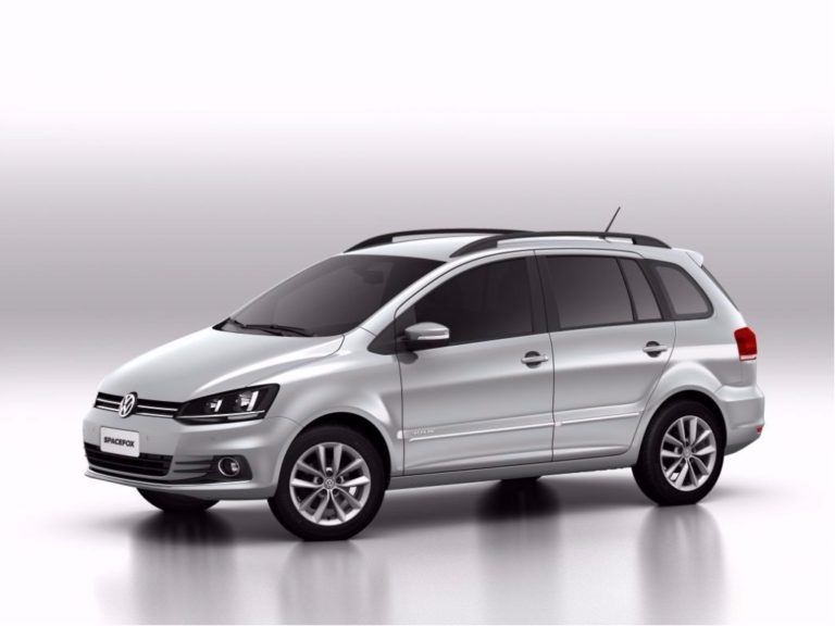 Volkswagen SpaceFox passa a ser vendida em versão única