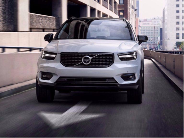 Volvo revela oficialmente o SUV compacto XC40