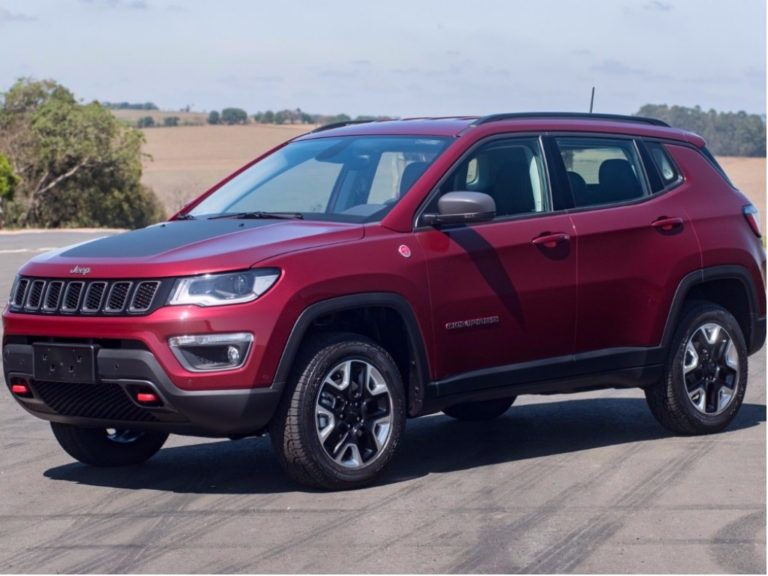 Jeep convoca novo recall do Compass a diesel