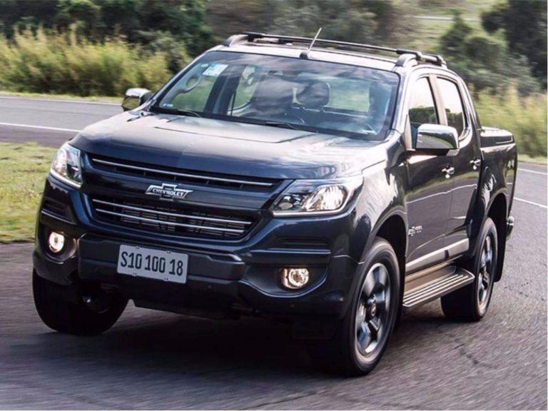 Chevrolet S10 ganha edição especial 100 Years por R$ 187.590
