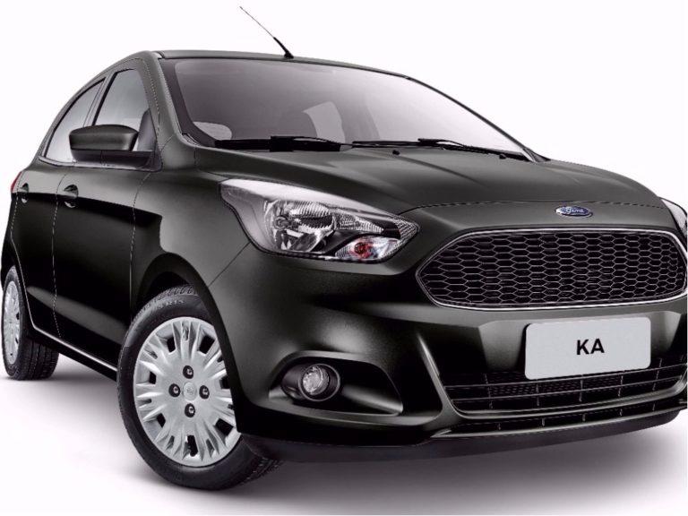 Ford Ka 2018 ganha novas versões e preços partem de R$ 44.030