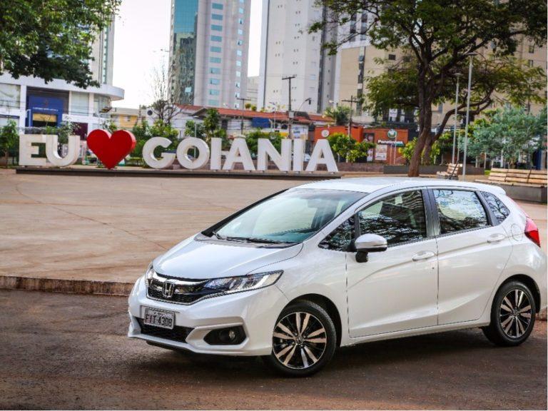 Teste rápido: Honda Fit EXL CVT