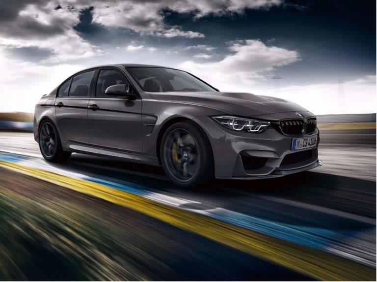 BMW revela novo M3 CS com 460 CV