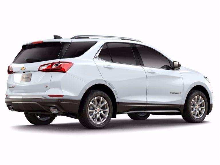 Chevrolet Equinox ganha versão de entrada LT por R$ 134.900