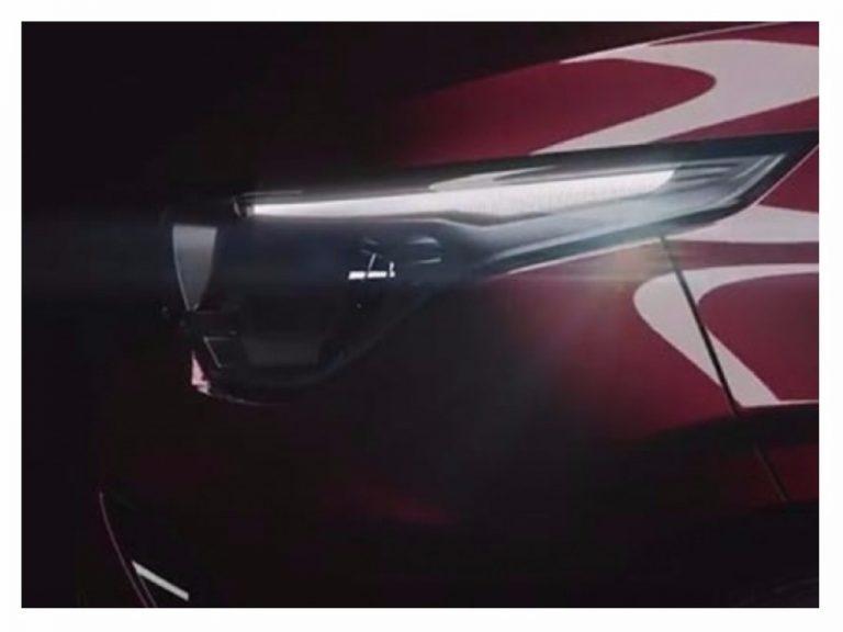 Fiat revela primeiras imagens do Cronos em teaser