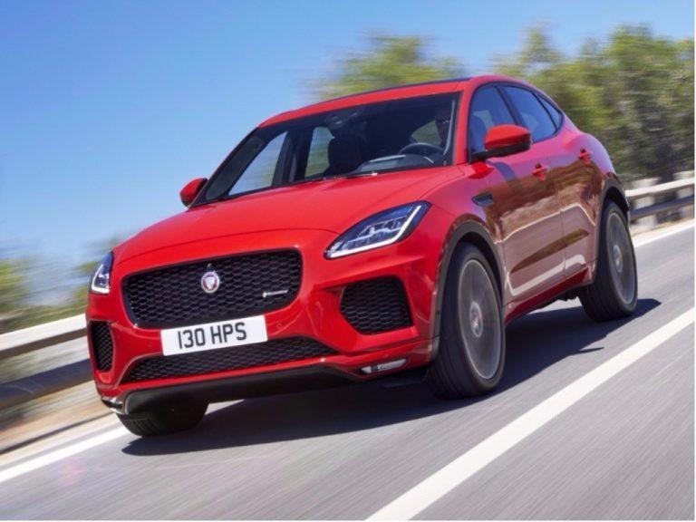 Jaguar anuncia pré venda do SUV E-Pace com preço inicial de R$ 222 mil