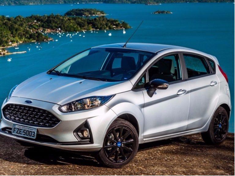 Ford apresenta New Fiesta 2018 que chega a partir de R$ 56.690