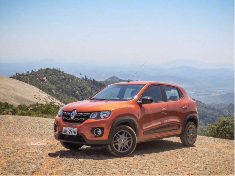 Renault convoca todas as unidades do Kwid fabricadas até agora no Brasil