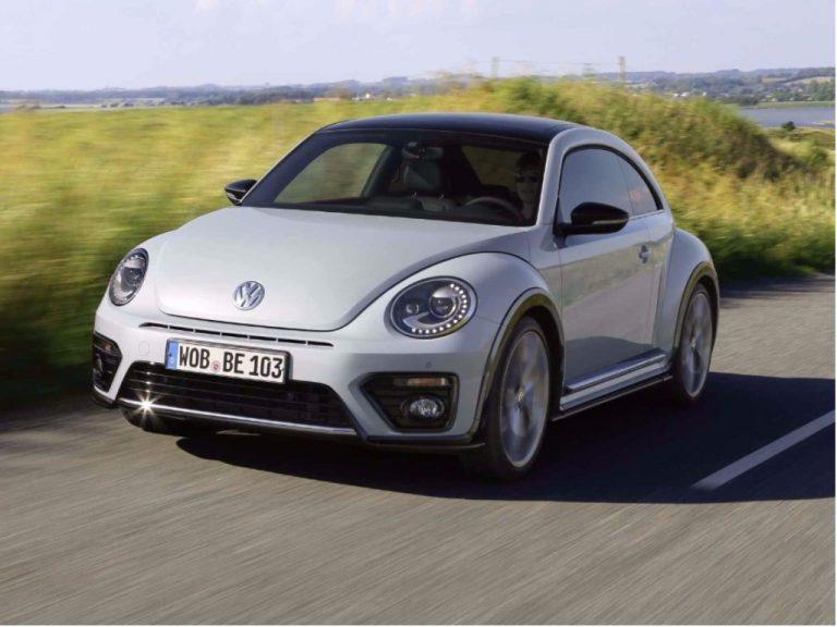 Volkswagen Fusca se despede do mercado brasileiro