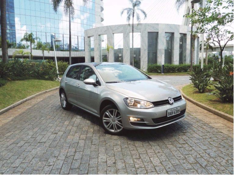 Teste Drive: Volkswagen Golf 1.6 MSI