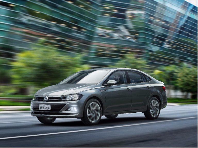 Volkswagen Virtus é revelado no Brasil