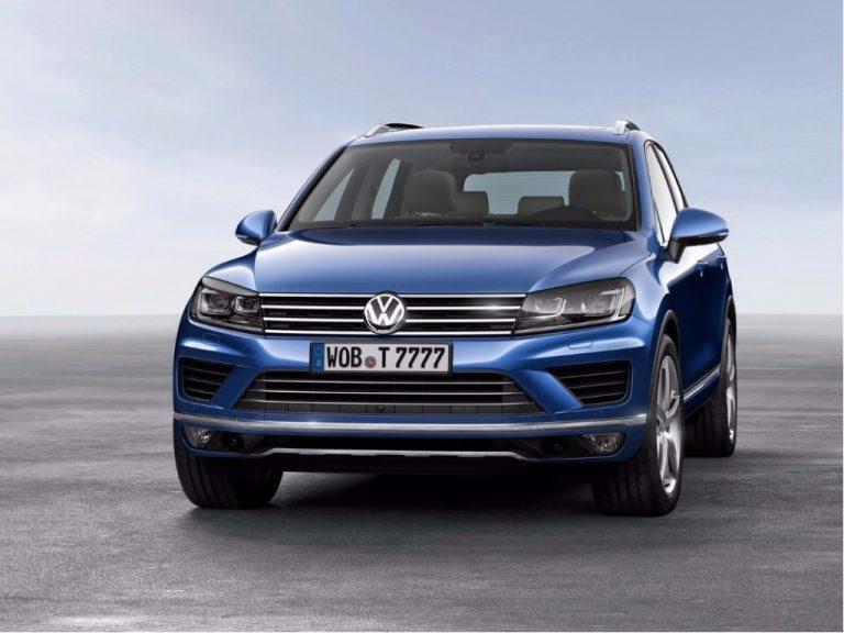Volkswagen convoca recall do Touareg 3.0 Diesel por fraude