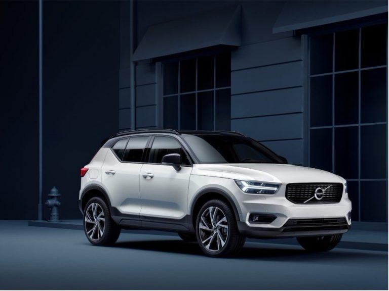 Volvo começa pré-venda do novo XC40 no Brasil