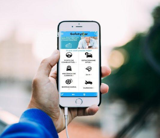 SafetyCar App