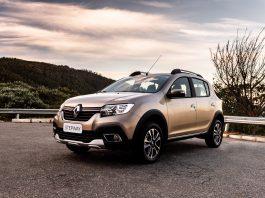 Renault Stepway CVT 2020