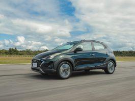 Nova geração do HB20 apresentado pela Hyundai