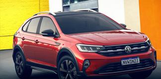 Volkswagen Nivus finalmente é revelado no Brasil