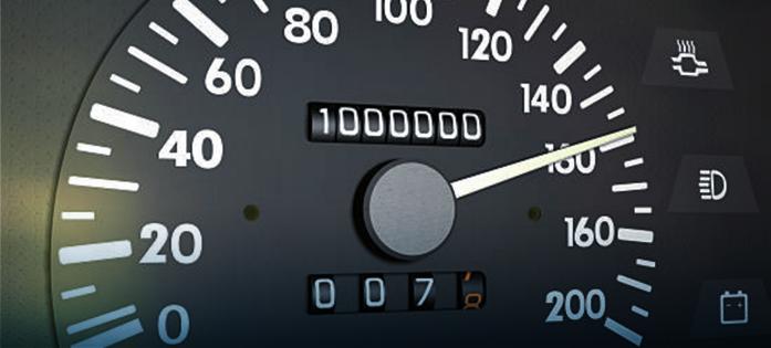 Alta quilometragem é um indicativo que está na hora de trocar de carro