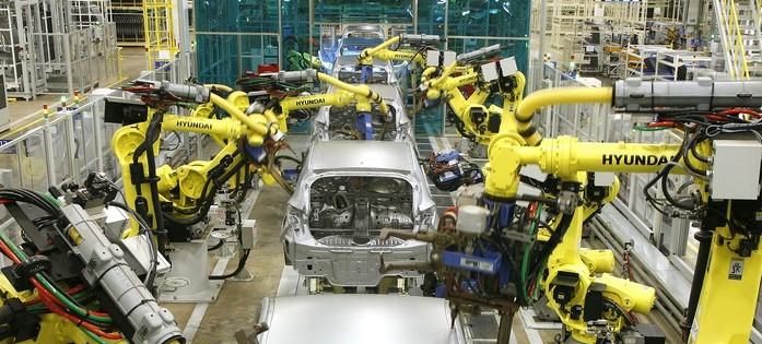 Fábrica da Hyundai em Piracicaba