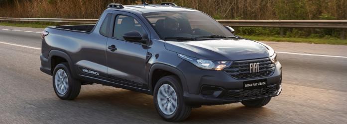 Nova Fiat Strada Endurance 1.4 Cabine Plus
