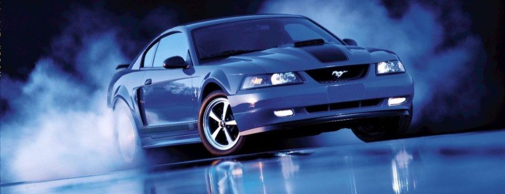 Mustang Mach 1 2003