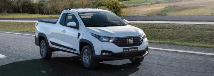 Nova Fiat Strada Freedom 1.3 Cabine Plus