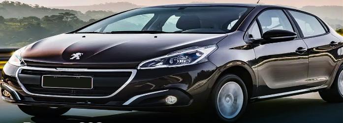 Peugeot 208 está entre os 10 carros flex mais econômicos do Brasil
