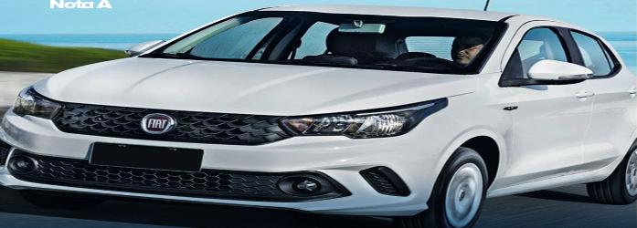Fiat Argo está entre os 10 carros flex mais econômicos do Brasil