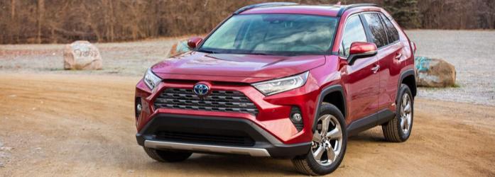 Toyota convoca proprietários para recall de carros. O RAV4 apresentou problemas na suspensão dianteira