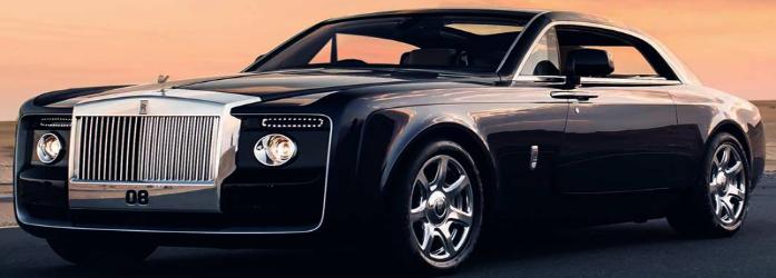 Rolls Royce Sweptail está na lista dos carros mais caros do mundo