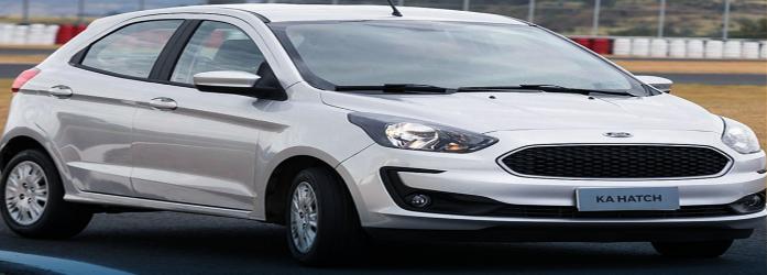 Ford Ka está entre os 10 carros flex mais econômicos do Brasil