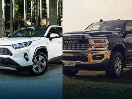 Toyota e Ram convocam proprietários para recall