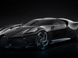 Bugatti La Voiture Noire encabeça a lista dos 7 carros mais caros do mundo