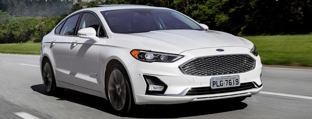 Ford Fusion encabeça a lista dos carros que saíram de linha em 2020