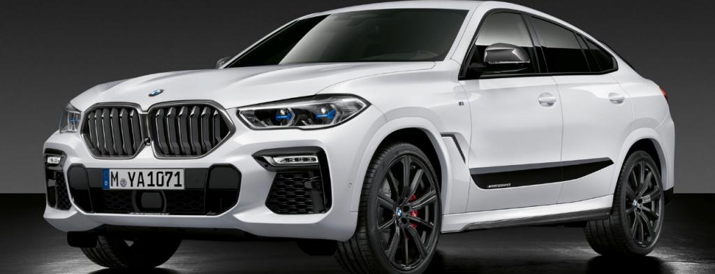 BMW-X6-M.png branca que será um dos lançamentos da BMW no Brasil