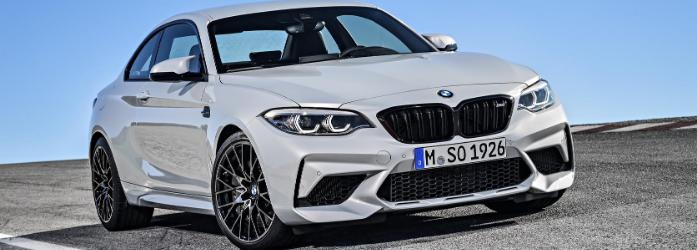 BMW M2 Competition é um dos lançamentos da BMW no Brasil