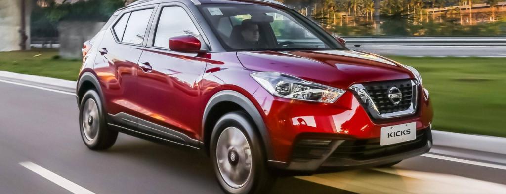 SUVs mais econômicos do Brasil: Nissan Kicks