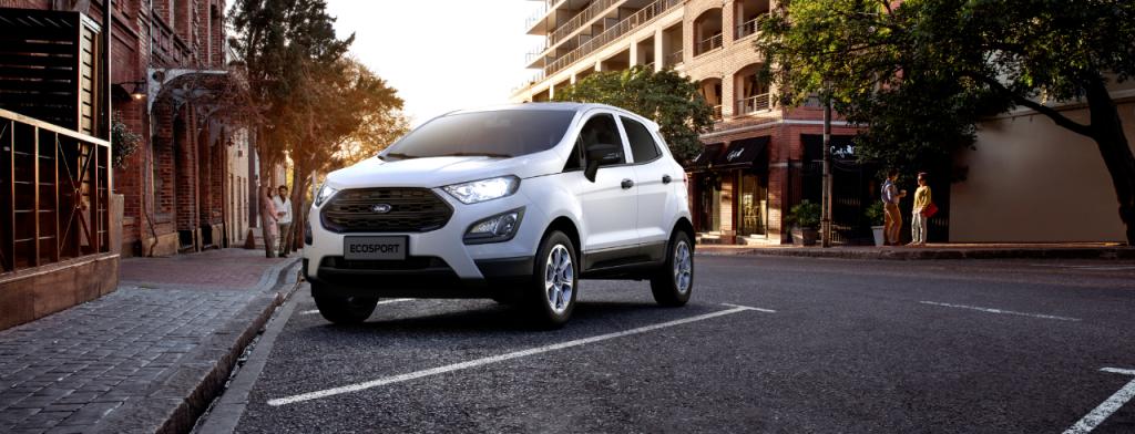 SUVs mais econômicos do Brasil: Ford Ecosport