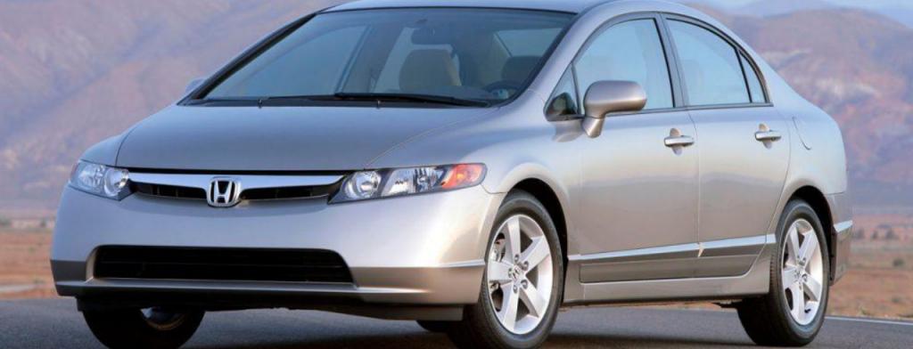 Carros que não pagam IPVA - Honda Civic