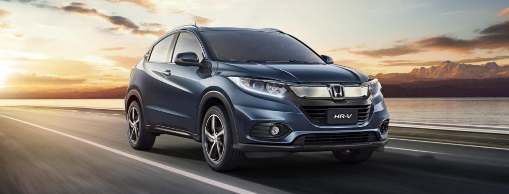 SUVs mais econômicos do Brasil: Honda HRV
