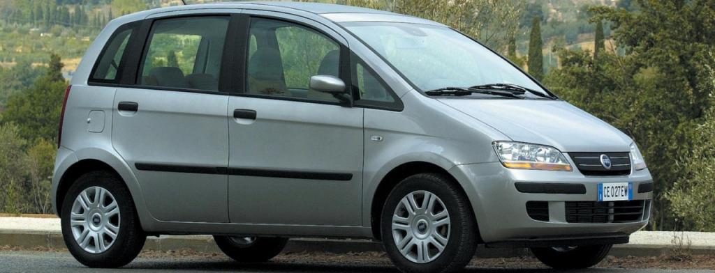 Carros que não pagam IPVA - Fiat Idea