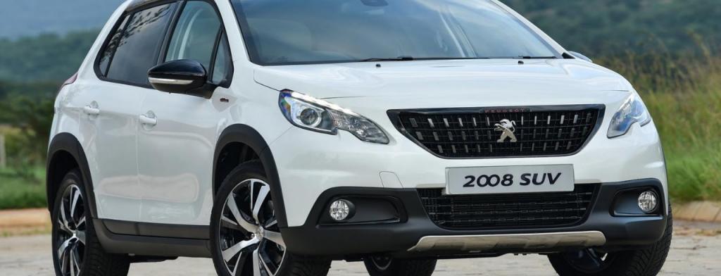 SUVs mais econômicos do Brasil: Peugeot 2008