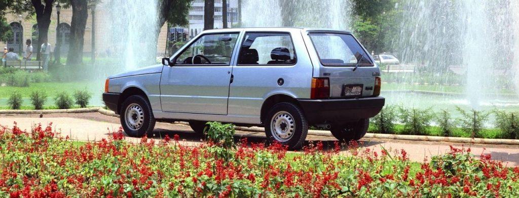 Carros que não pagam IPVA - Fiat Uno Mille