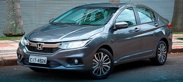 Carros que menos desvalorizam - Honda City