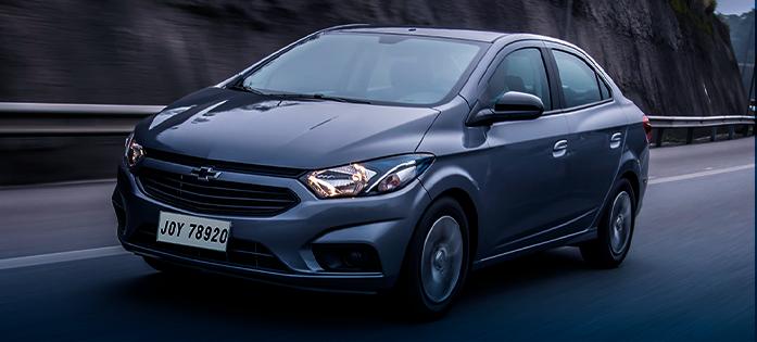 Carros que menos desvalorizam - Chevrolet Joy Plus