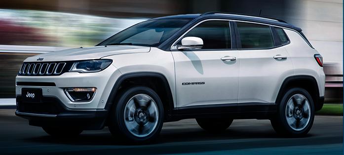 Carros que menos desvalorizam - Jeep Compass
