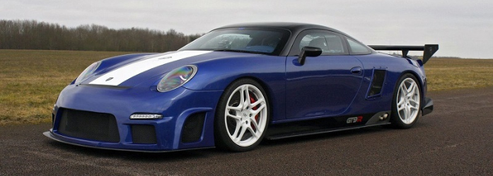 Carros mais rápidos do mundo - 9ff GT9