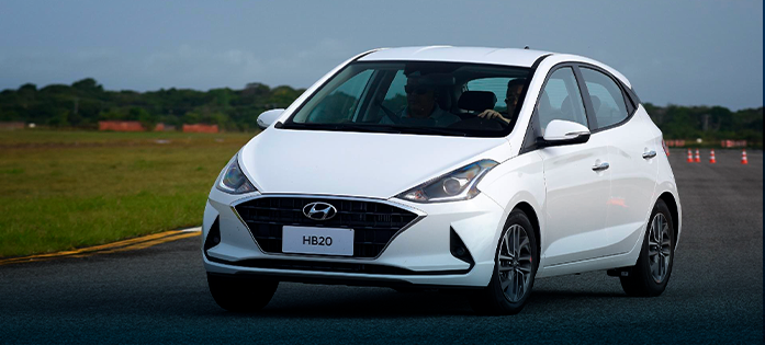 Carros que menos desvalorizam - Hyundai HB20