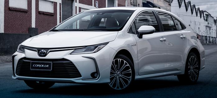 Carros que menos desvalorizam - Toyota Corolla