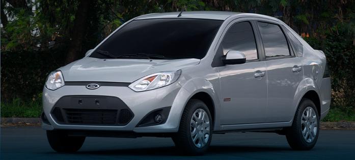 Carros para trabalhar com aplicativos: Ford Fiesta